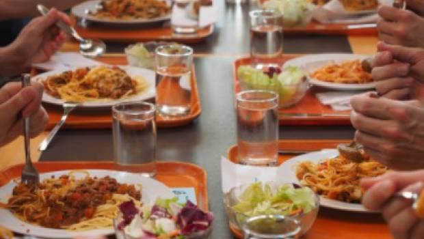 Trop de viande servie dans les assiettes — Cantines scolaires