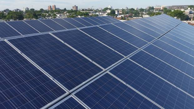 Engie et Suez mettent les déchets au service de l'énergie solaire