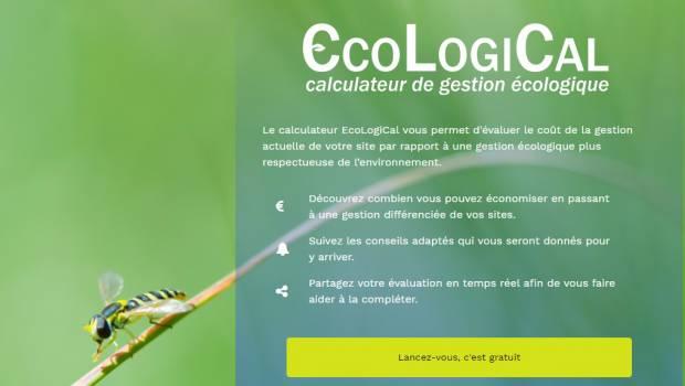 Ecological un calculateur pour am liorer la gestion for Gestion des espaces verts