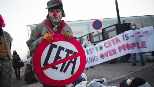 L'Assemblée nationale approuve la ratification du Ceta